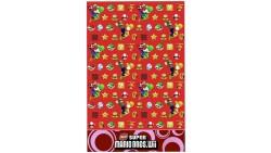 Tovaglia in plastica di Super Mario BROS WII decoro Tavolo - 138 x 183cm
