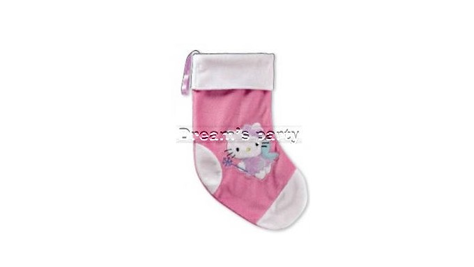 CALZA HELLO KITTY ROSA 35CM