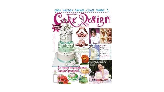 Rivista Cake Design Renato : RIVISTA CAKE DESIGN N.4 MARZO