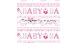 CARTA REGALO 3 BABY ROSA