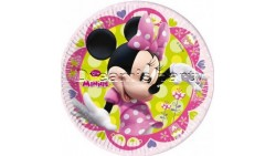 8 PIATTI MINNIE BOW-TIQUE D. 19,5CM