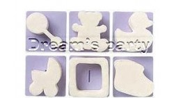 BABY CAKE STAMPS