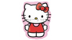 HELLO KITTY SUMMER FOIL SUPERSHAPE 56X76CM