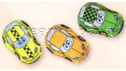 MINI CARS CIOCCOLATO LATTE  9 GRAMMI