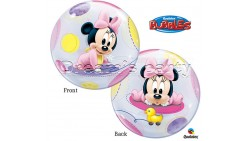 PALLONE BUBBLES MINNIE BABY 56 CM