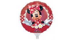 """Palloncino Mini Shape Minnie - Dimensione 9"""" pollici"""