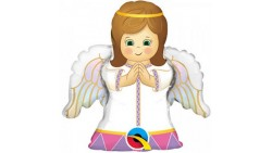 Palloncino Mini Shape 14 Mylar Angel Girl