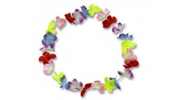 Collana Hawaiana Arcobaleno, Multicolore