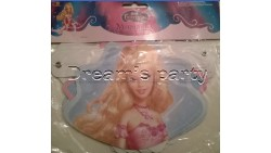FESTONE BARBIE MERMAIDIA HAPPY BIRTHDAY