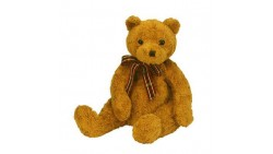 TY Beanie Baby - WOODY the Bear