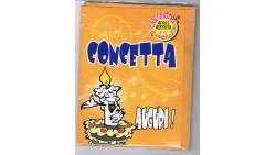 Biglietto di auguri Musicale - Cantanome CONCETTA