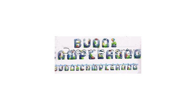 FESTONE BUON COMPL. MACCHINE 275X21CM