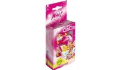 6 Bottigliette sparacoriandoli per bambini - Cin Cin Winx Enchantix