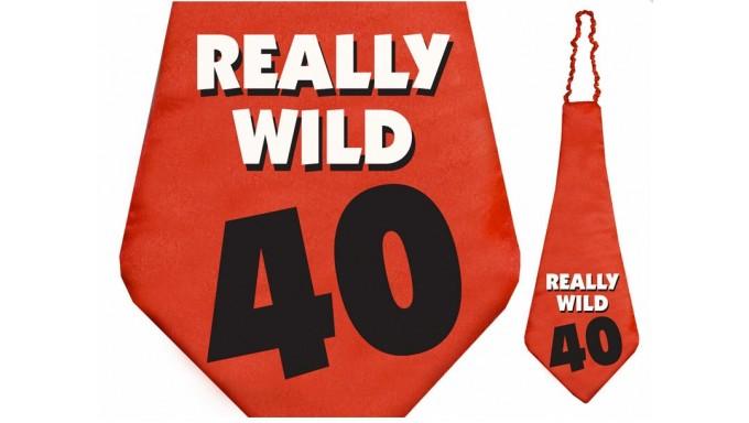 Eccezionale Party 40 Anni - gaget idea scherzo per festa di compleanno VS98