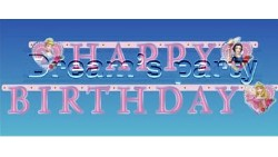 FESTONE PRINCIPESSE HAPPY BIRTHDAY 1,75MT