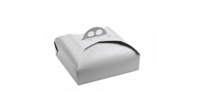 scatola PORTA TORTA 50 x 50cm in cartone - per il trasporto dolci