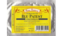 COLORANTE IN POLVERE BLU PATENT 2gr.