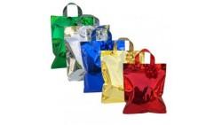 1 Busta shop bag confezione regalo 30x40 cm col. assortito (casuale)