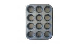 Stampo Teglia MUFFIN cupcake - stampo per torte e dolci in acciaio