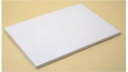 Piatto SottoTorta rigido RETTANGOLARE - CAKE BOARD Bianco 25 x 35cm